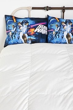 Star wars pillowcases | B's bedroom decor ideas