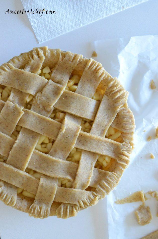 Paleo Apple Pie Lattice | Receptek, amiket megfőznék (paleo vagy ...