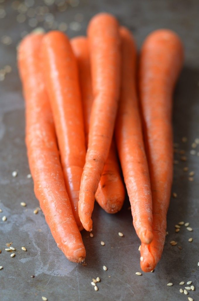 Moroccan-Spiced Roasted Carrot Dip - Let's face it, carrots are ...