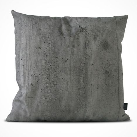 """""""Concrete"""" pillow by How Are You"""