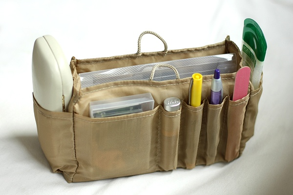 The best handbag organizer...and oh so affordable!