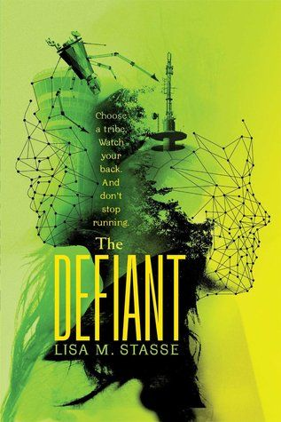 The Defiant (The Forsaken #3) by  Lisa M. Stasse