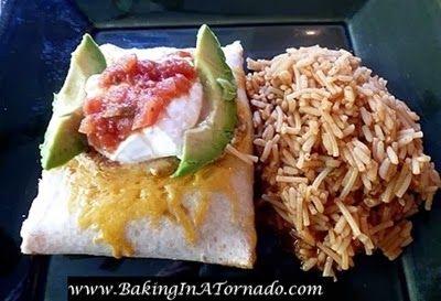 Versatile Enchilada Pockets - Baking In A Tornado. One recipe, change ...