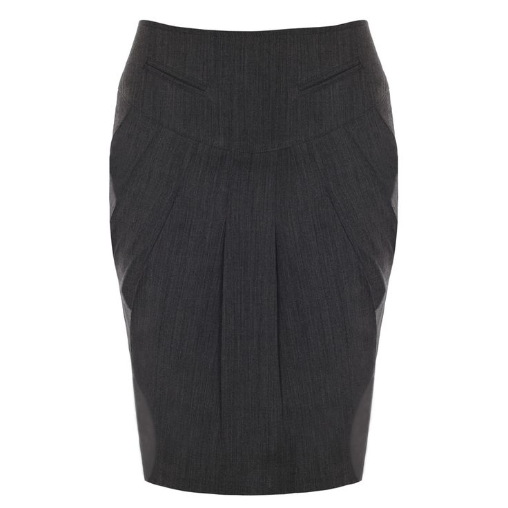 Simple For The Perfect Business Pitch  Wear This Glamorous Pencil Skirt