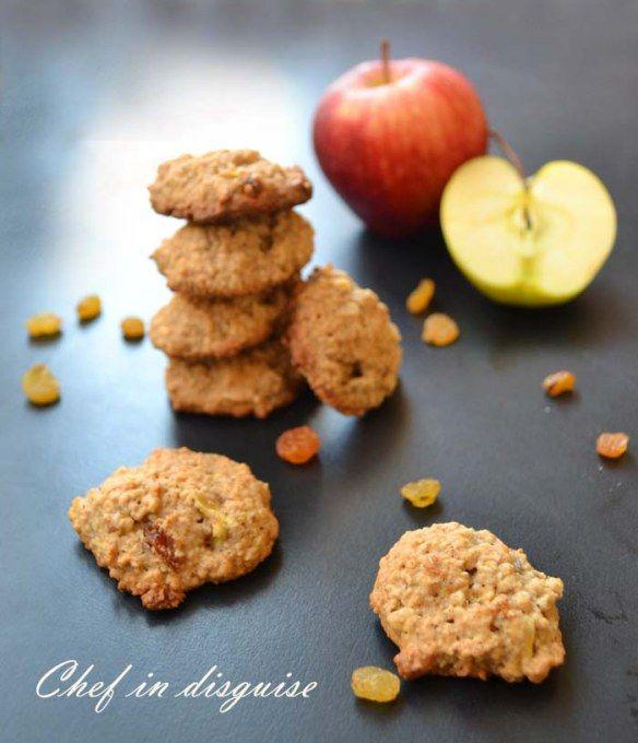 Apple Gouda Oatmeal Cookies Recipes — Dishmaps