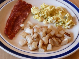 Vegetarian Recipe - Turnip Home Fries