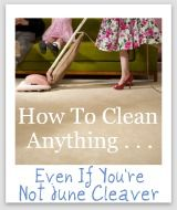 Use Borax To Clean Carpet And Remove Stains