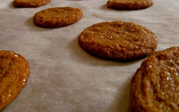 Gluten-Free Gingersnaps And Star Cookies Recipe — Dishmaps