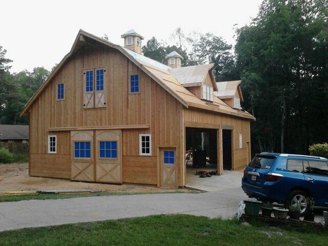 Pole Barn Apartment Plans | AndyBrauer.com