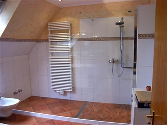 Kleine B?der Mit Ebenerdiger Dusche : Begehbarer Badezimmer MIT Dusche