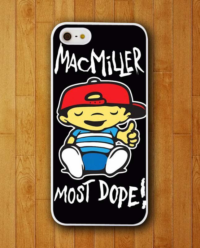 Case Design mac miller phone case : Mac Miller Most Dope Good Design iPhone Skin Protector for iPhone 4 4S ...