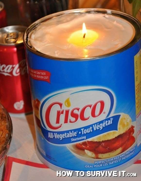 how to store crisco
