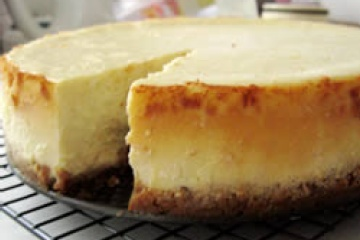 Cheesecake Supreme Recipe — Dishmaps