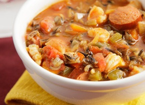 Wild Rice Jambalaya Recipe | Dinner Ideas | Pinterest