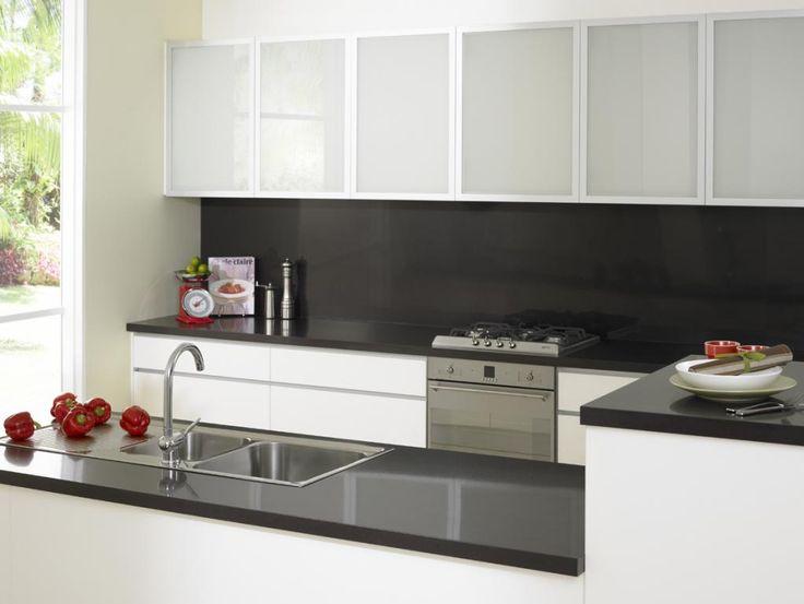 Kitchens brisbane kitchen glass splashbacks pinterest for Kitchen designs brisbane