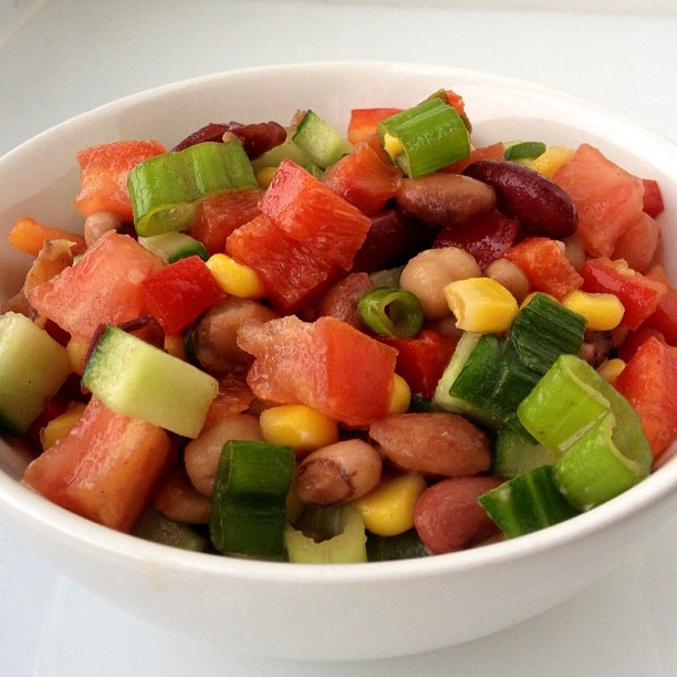 Mixed Bean Salad Recipes — Dishmaps