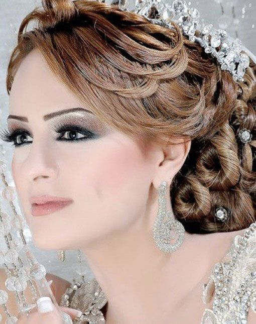 Arab Hairstyles Women | Latest Lebanese Hairstyles for 2012 | Arab ...