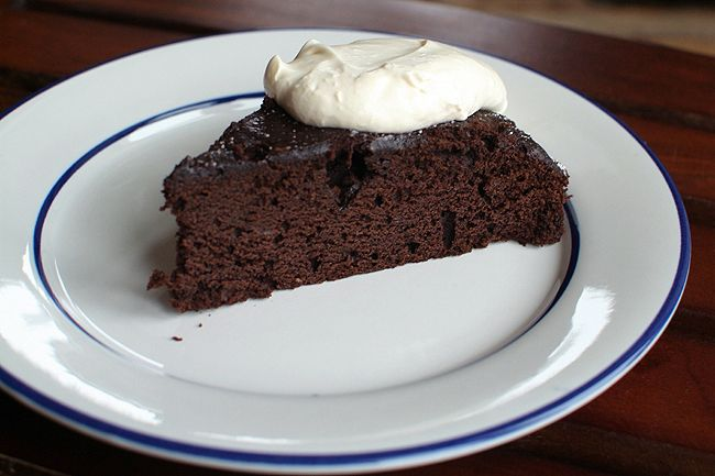 Red wine chocolate cake | Sweets To Make | Pinterest