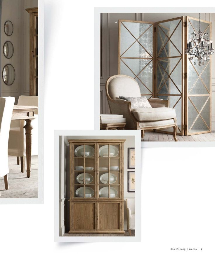 Pin by beth steffen on h o m e pinterest - Small spaces restoration hardware set ...