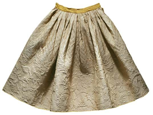 Colonial Lady s Clothing: A Glossary of Terms : The Colonial