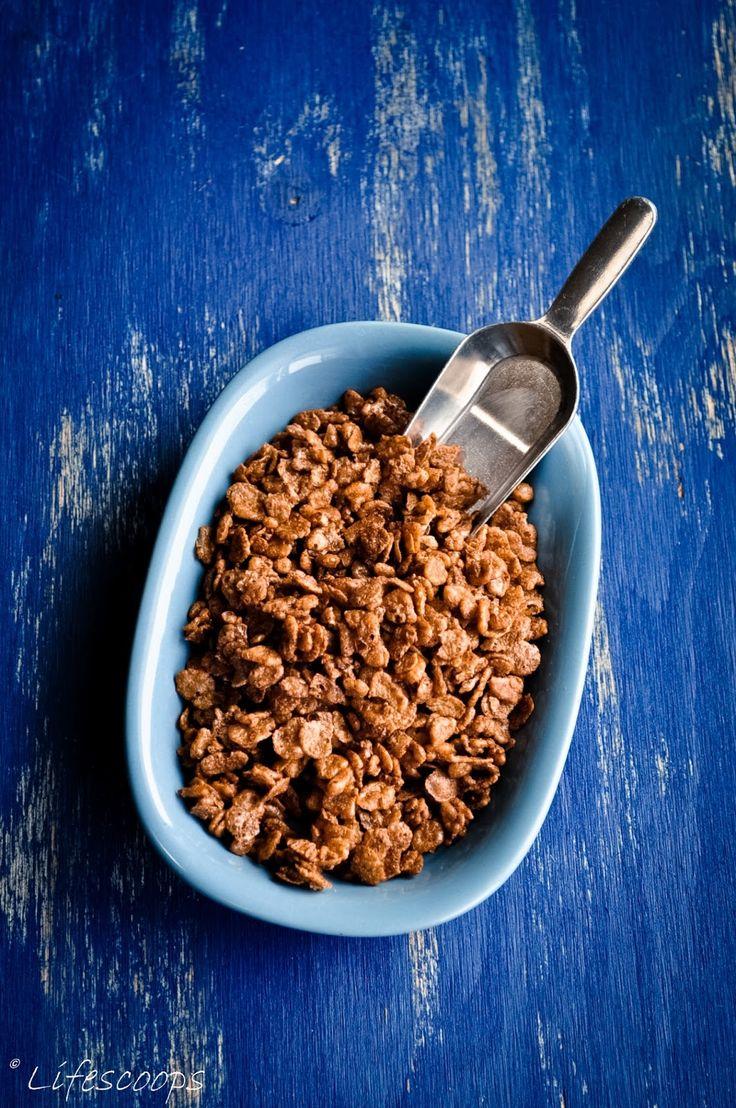 Coconut N Chocolate Rice Krispie Treats | Rice Krispie Treats | Pinte ...