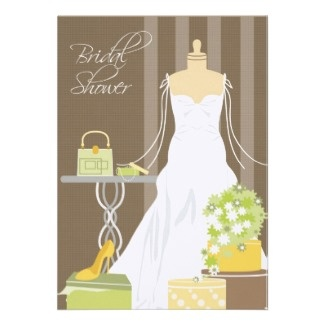 Bridal Shower Invitation can change text on web fast delivery easy ...