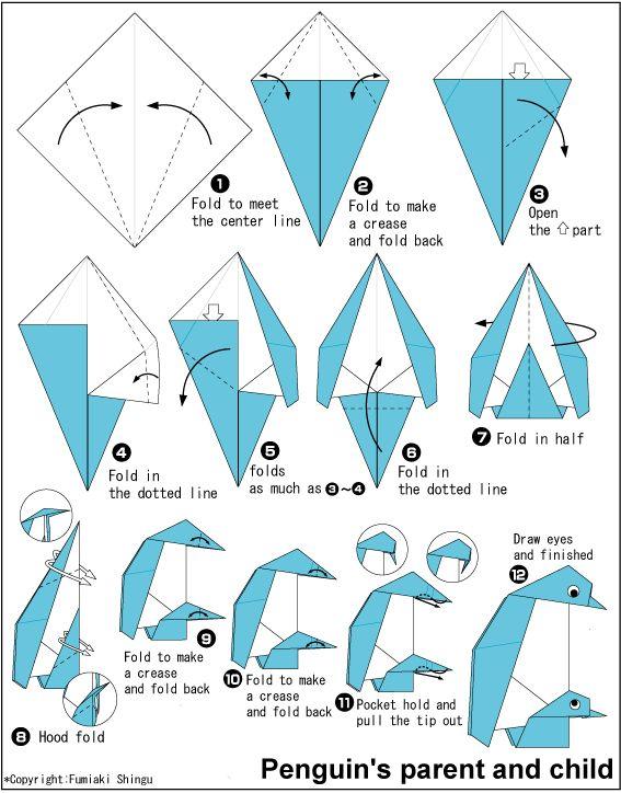 How To Make Easy Origami Umbrella