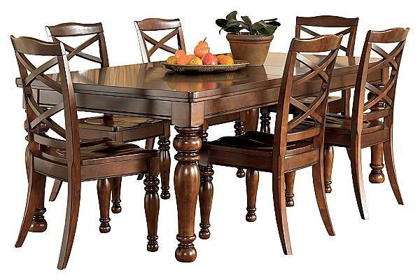 The Porter Extension Dining Table From Ashley Furniture HomeStore