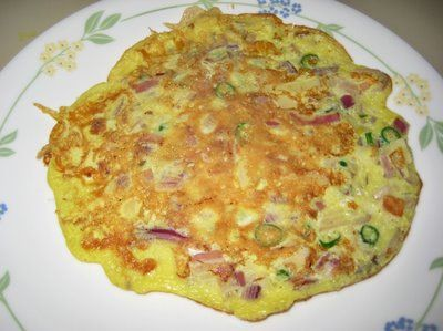 Indian Omelette | My Favorite Foods | Pinterest