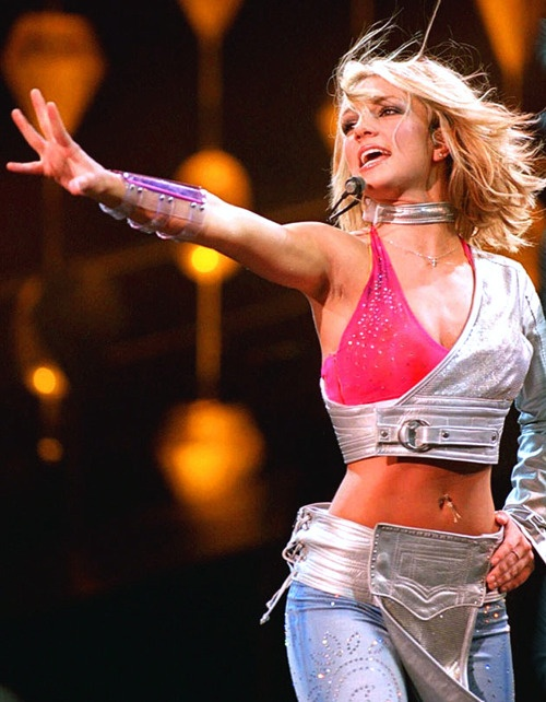 Britney Spears Oops I Did It Again Tour
