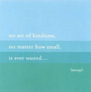 kindness-aesop