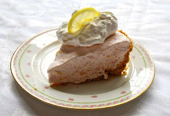 Lemonade Icebox Pie | Recipes | Pinterest