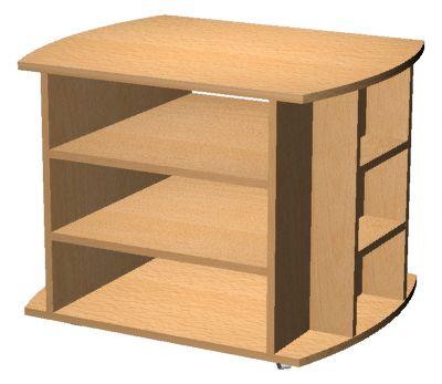 Bricoplanos, planos de muebles en madera para el bricolaje