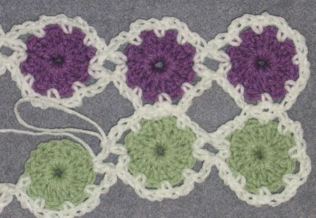 Crochet Yoyos : crochet yo yo patterns - Google Search Knit/Crochet Pinterest