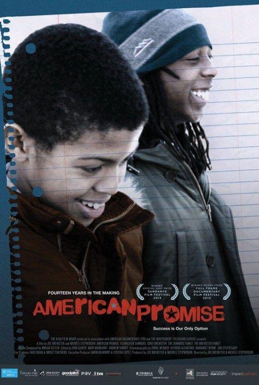 american_promise | Movie Poster Land | Pinterest