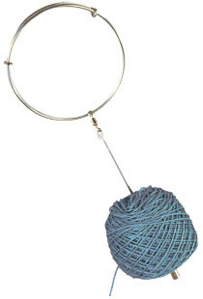 Yarn Holder Knitting Pattern : Wrist Yarn Holder Knitting Pinterest