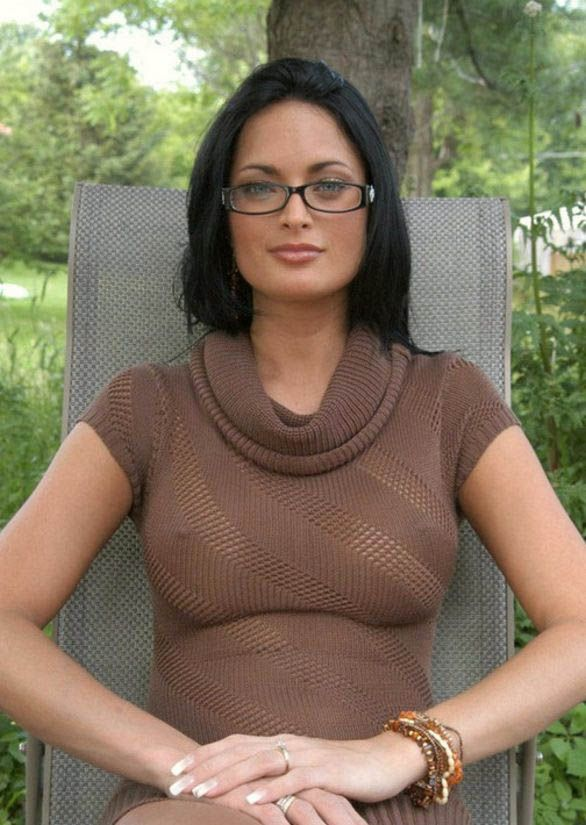 Busty Glasses 69