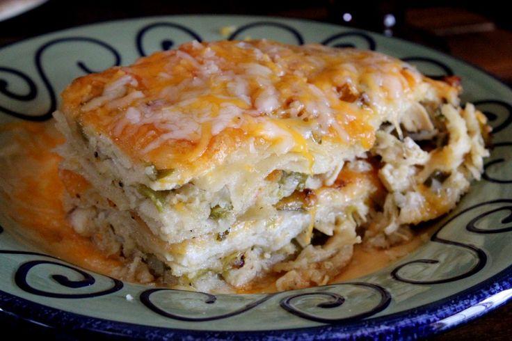 Chicken Enchiladas | FOOD :) | Pinterest