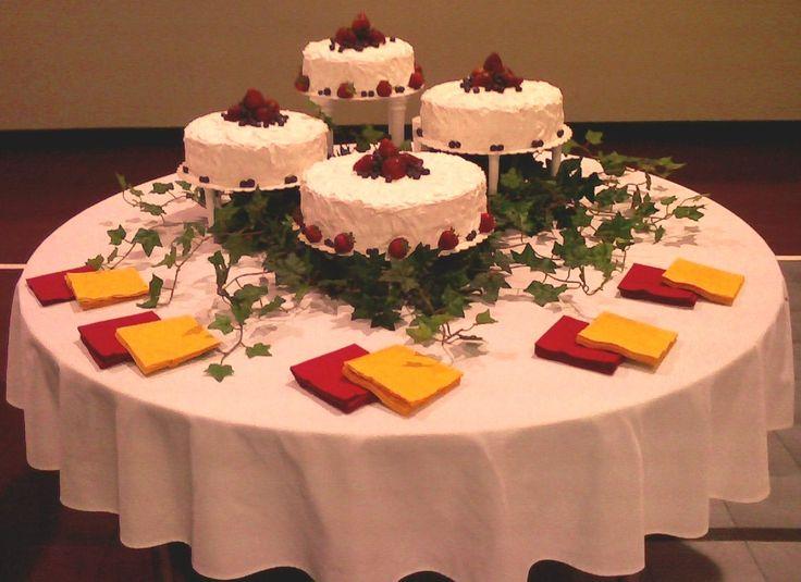 Retirement party decorating ideas party pinterest - Deco de table campagnarde ...