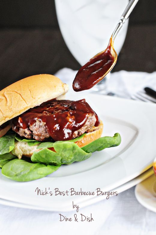 The Very Best Burgers Recipe — Dishmaps