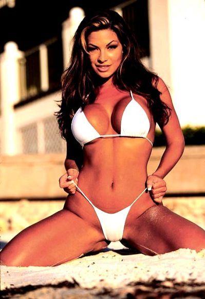 Brandy Dahl - Fitness Model