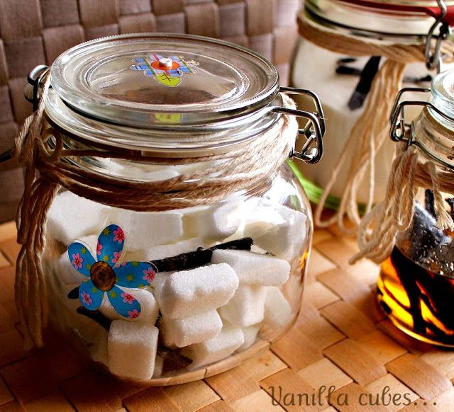 """From Yeast to Zest: Vanilla scented Sugar's and alcohol """"free"""" ..."""