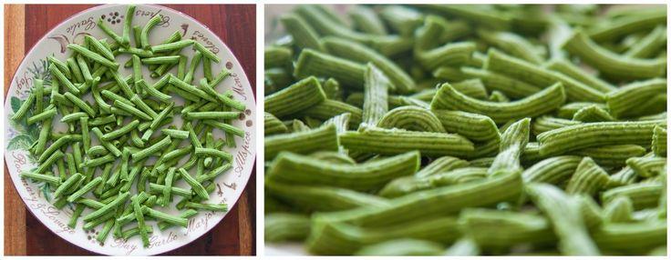 Nettle Pasta | Recipes & Cooking Stuff | Pinterest