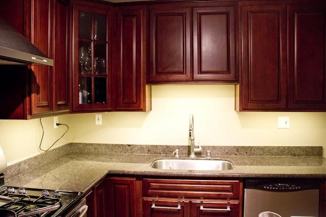 Under cabinet lighting diy instructions kitchen pinterest - Diy kitchen lighting ...