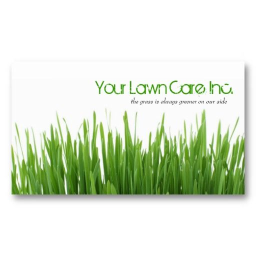 Lawn care business flyers examples for Garden maintenance business