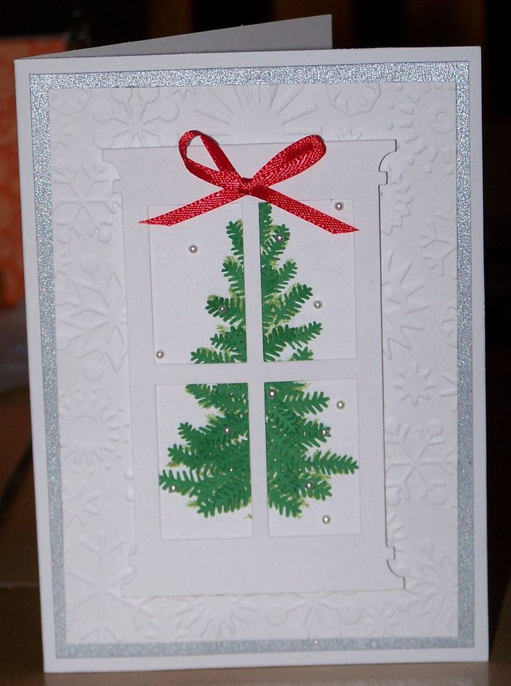 Handmade christmas cards christmas pinterest for Handmade christmas cards