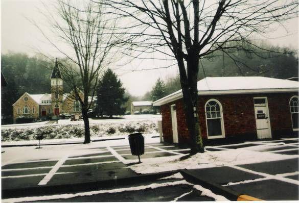 Saltville, Va. Madam Russel Church   Mountains of Appalachia   Pinte ...