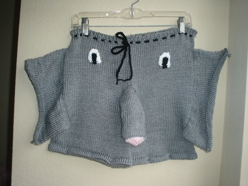 Free Knitting Pattern For Elephant Boxer Shorts : FREE KNITTING PATTERNS FOR MENS UNDERWEAR - VERY SIMPLE FREE KNITTING PATTERNS