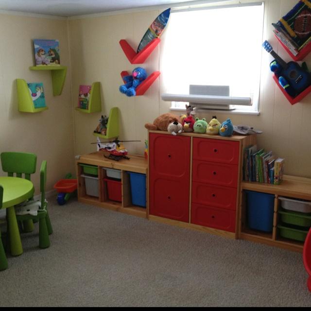 Ikea storage bins for playroom freida s room pinterest