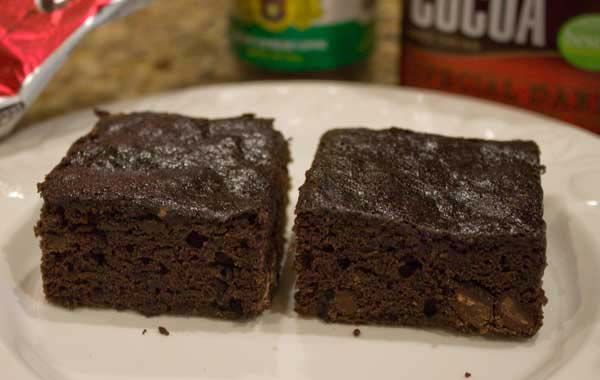 lowfat-brownies from Cookie Madness, the baker that won the $1,000,000 ...
